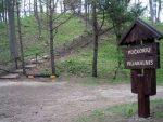 Pūčkorių piliakalnis