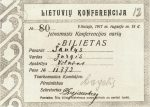 Plečkaitis, Vytautas. Nepriklausomybės akto signataras Jurgis Šaulys.-Iš Lietuvos nacionalinio muziejaus archyvo, 2015.- 284 p.