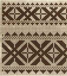 M.Glemžaitė. Lietuvių tautiniai drabužiai. Vilnius, 1955. Aukštaičių-vilniečių rinktiniai raštai marškiniams ir prijuostėms
