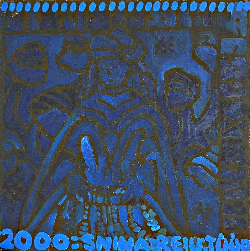 Snina Gotlandi Shamaan (2000)