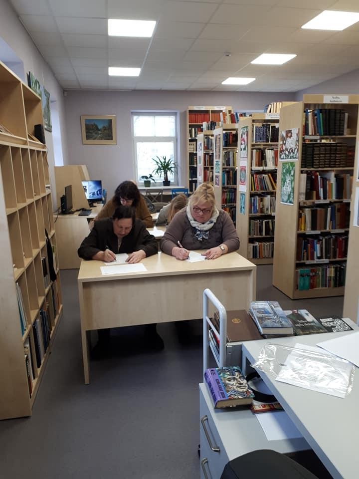 Grigiškių biblioteka