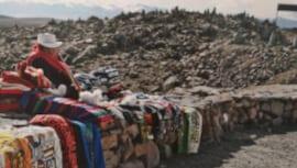 Giedrė Godienė. Peru
