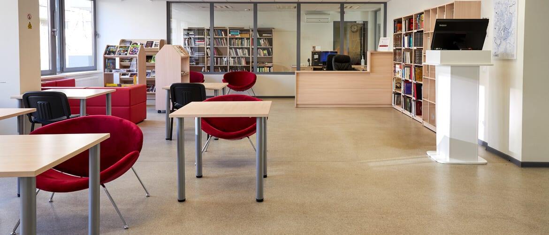 Vilniaus centrine biblioteka skaitykla