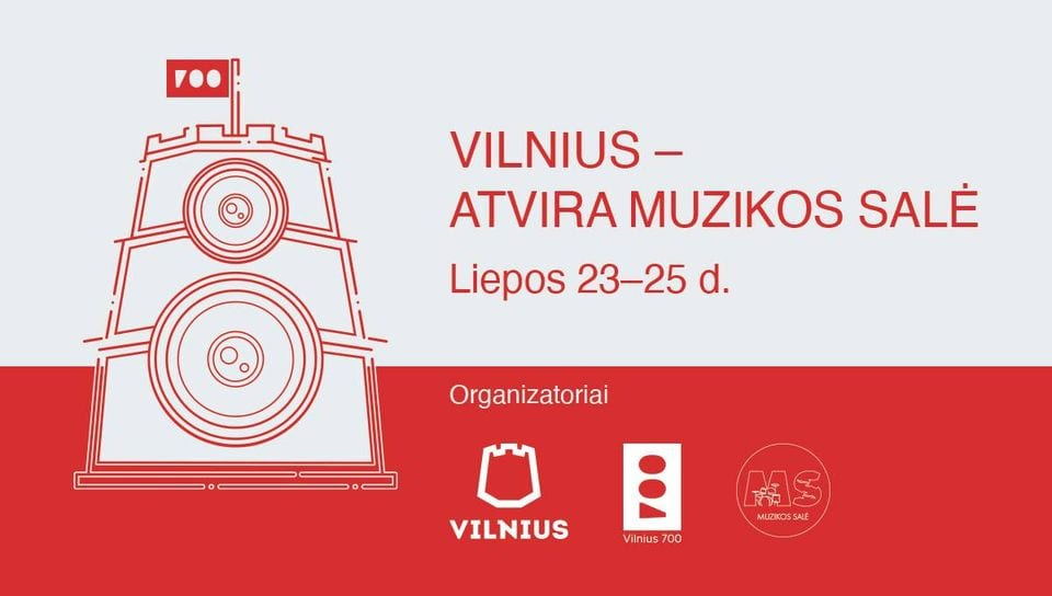 Muzikos salė - Vilnius
