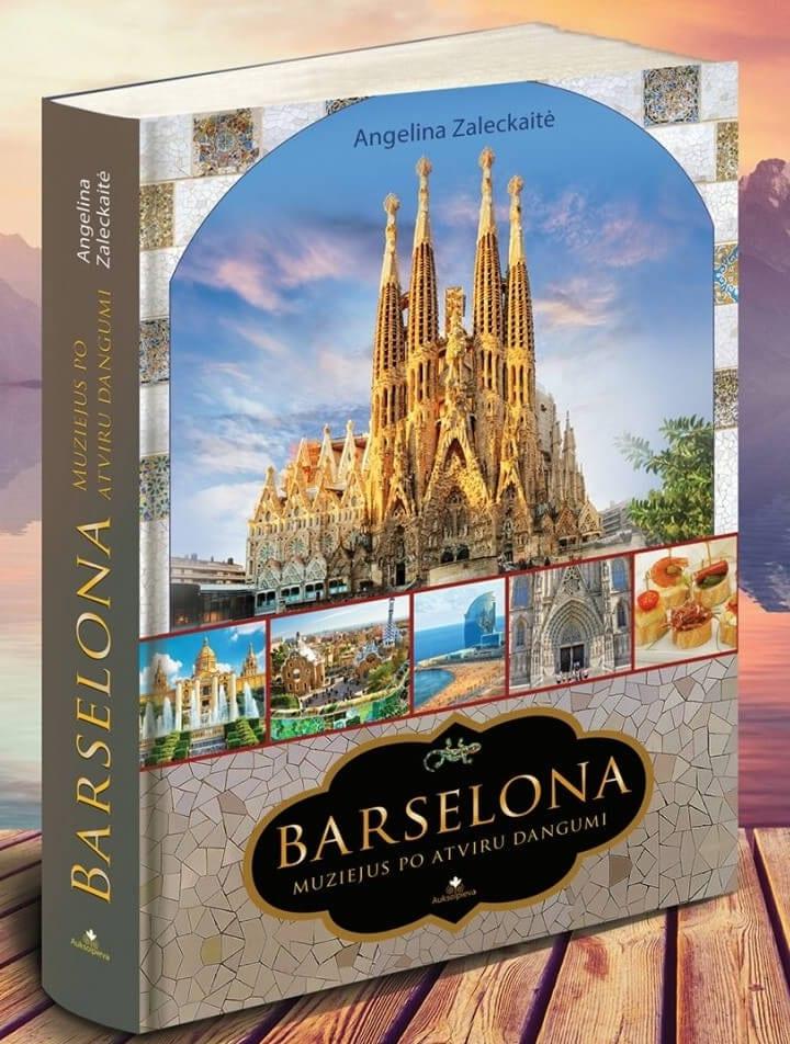 Barselona: muziejus po atviru dangumi