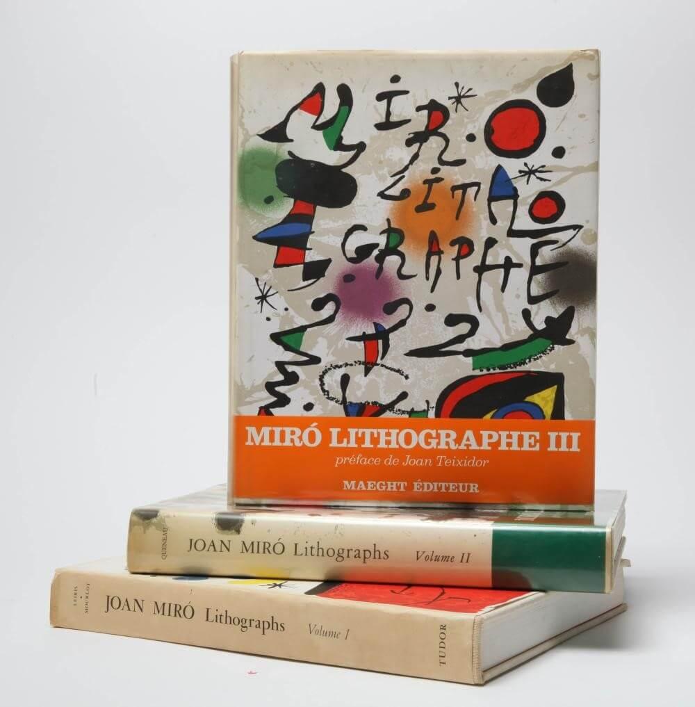 Joan Miro albumas