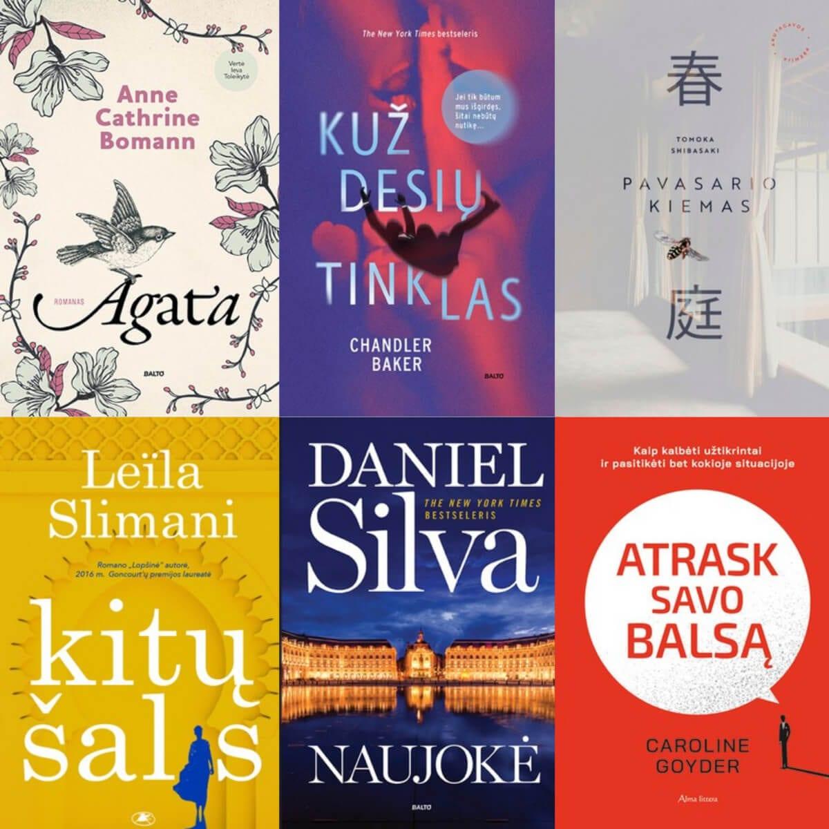 Naujos knygos 07