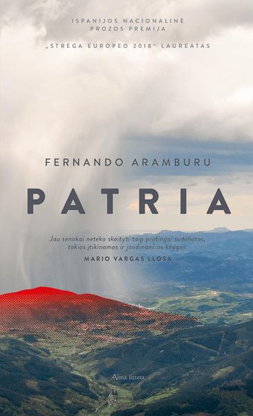 "Fernando Aramburu ""Patria"""